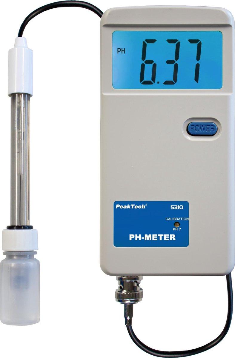 PeakTech 5310 PH-Meter