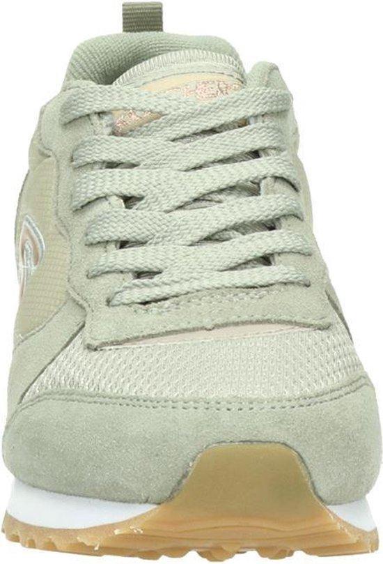 Skechers Retros-og 85-goldn Gurl Sneakers Dames - Taupe Maat 36 VcpaUw