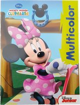 Disney's Mickey mouse Clubhouse Kleurboek +/- 16 kleurplaten