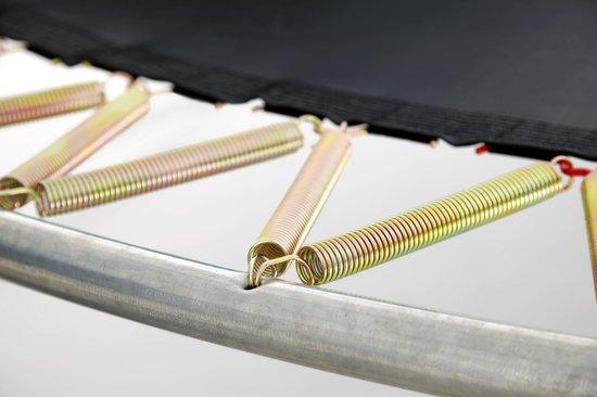 BERG Elite Levels Trampoline à 430 cm met Veiligheidsnet Deluxe