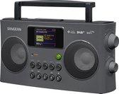 Sangean WFR-29C - Fusion 290 Internet Radio met DAB+ en FM - Grijs