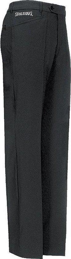 Spalding Scheidsrechter Broek - Zwart | Maat: XL