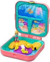 Polly Pocket Geheime Plekken Polly's Zeemeerminnengrot - Speelfigurenset