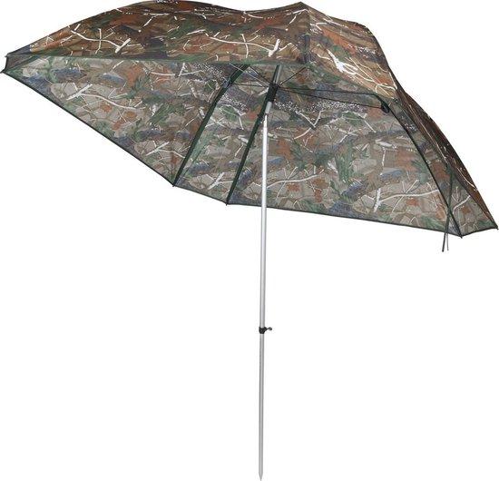 Capture Outdoor, Camouflage Visparaplu, 2m50, Aluminium, knikbaar, Sterk en Superior Oxford kwaliteit, …
