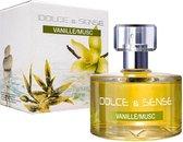 Dolce & Sense Vanille-Musc 60 ml - Eau de Parfum - Damesparfum
