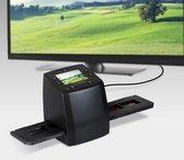 Technaxx DigiScan DS-02 Film-/diascanner Zwart