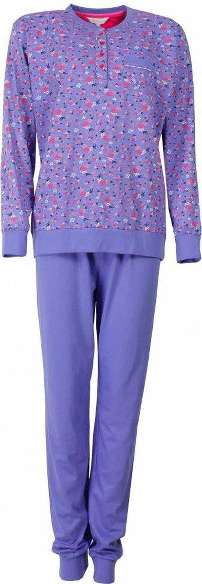 Tenderness Dames Pyjama Blauw Maten: M