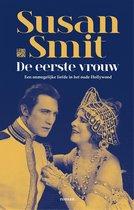 Boek cover De eerste vrouw van Susan Smit