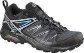 Salomon X Ultra 3 Sportschoenen Heren - Dark Grey/ Black/ Blue - Maat 44 2/3