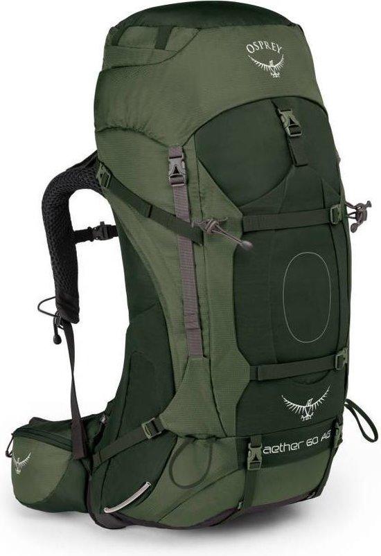 Osprey  Aether AG Backpack - Rugzak - 60 Liter - Adirondack Green - Osprey
