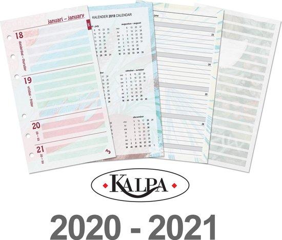 Afbeelding van Kalpa 6218-20-21 Personal-Standaard organizer week agenda Dreamnotes EN-NL 2020 - 2021
