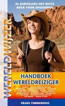 Boek cover Handboek voor de wereldreiziger van Frans Timmerhuis