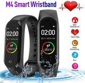 Stappenteller - Activity tracker - Smartwatch horloge - Meetapparatuur App - Hartslagmeter horloge - Bloeddrukmeter - Calorieën teller - Smartfit by Exilien