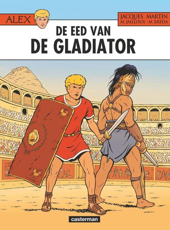 Alex 36. de eed van de gladiator - Marc Jailloux pdf epub