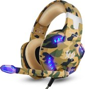 KOTION EACH G2600 Gaming Headset-Camouflage