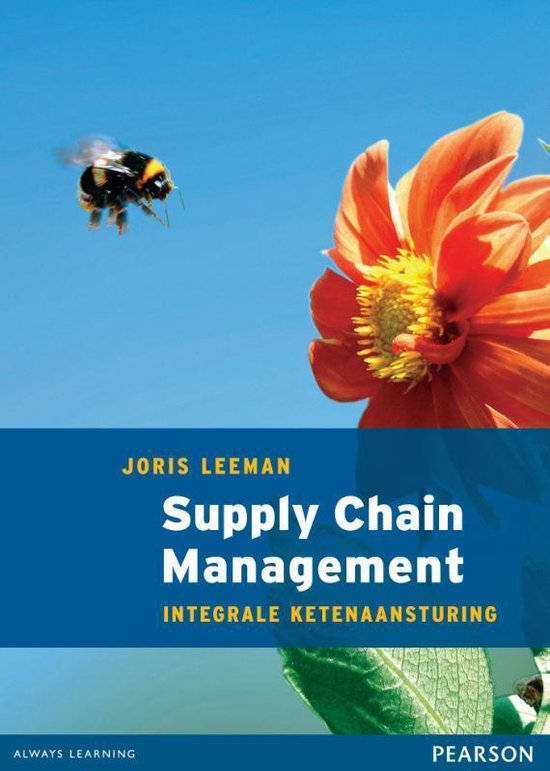 Supply Chain Management - J. Leeman |