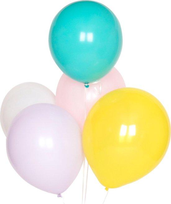 My Little Day - Ballonnen - Mix Pastel - 10 stuks - 30cm