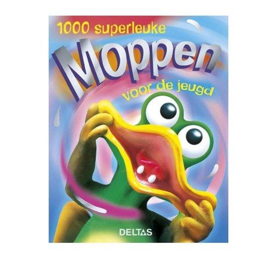 Afbeelding van het spel Deltas 1000 superleuke moppen voor de jeugd