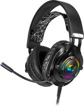 Rampage RM-K18 double 7.1 surround sound RGB gaming headset voor PC en PS4