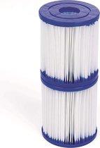 Bestway - zwembad filter voor pomp 1249 l/u - type