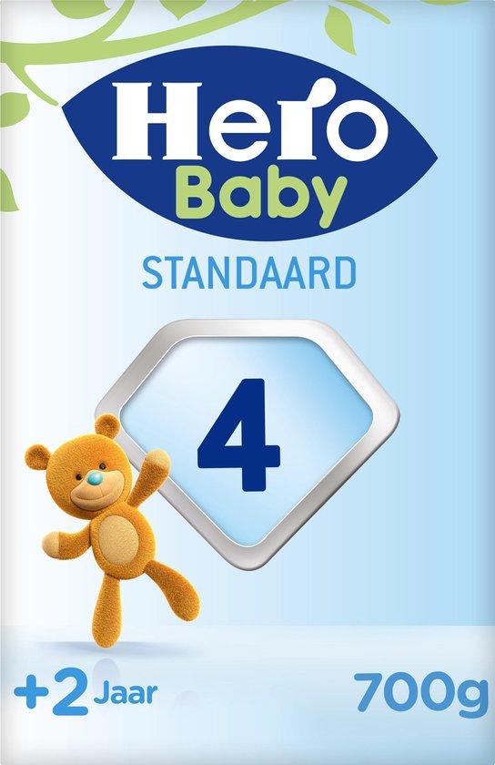 Hero Baby Standaard Peutermelk 4 (2+jr) - 3 STUKS