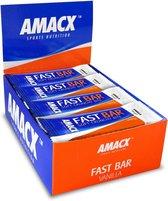 Amacx  Fast Bar 45 gr - Energiereep - Lemon - 12 stuks