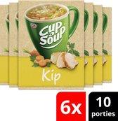 Unox Cup a Soup Kip - 6x (10 x 175 ml)