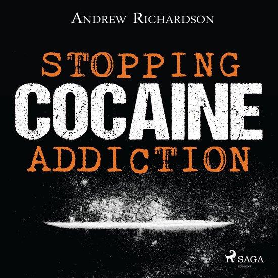 Boek cover Stopping Cocaine Addiction van Andrew Richardson