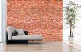 Fotobehang Stenen Muur - uit 1 stuk, Naadloos Fotobehang - 700 x 305 cm (bxh) - op elk formaat leverbaar
