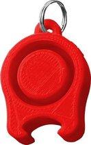 Festicap® Plus - Burning Red - Universele Flesdop & Opener