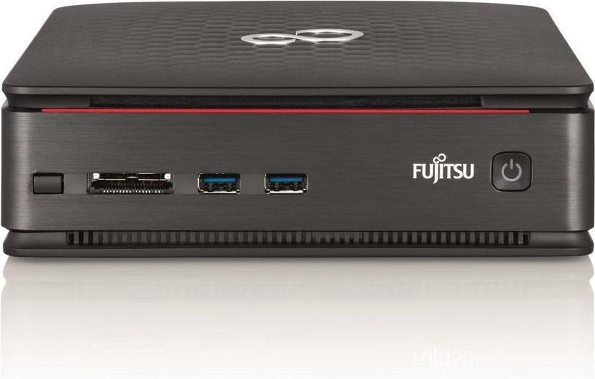 Fujitsu Q920 (Refurbished) – Intel Core i5-4570T Desktop – 8GB – 128GB SSD – Windows 10