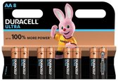 Duracell Ultra Power AA Batterijen - Alkaline - 8 stuks