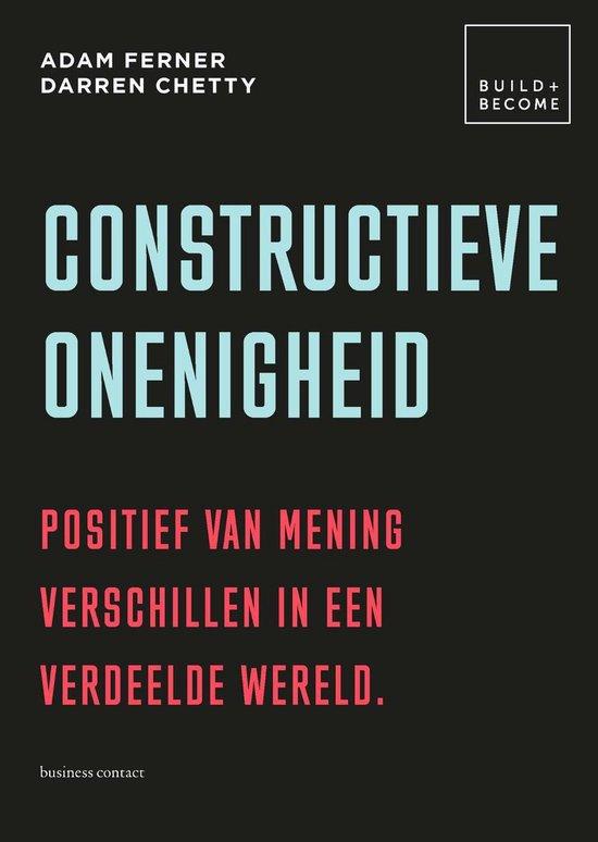 Build + Become 2 - Constructieve onenigheid - Adam Ferner   Fthsonline.com