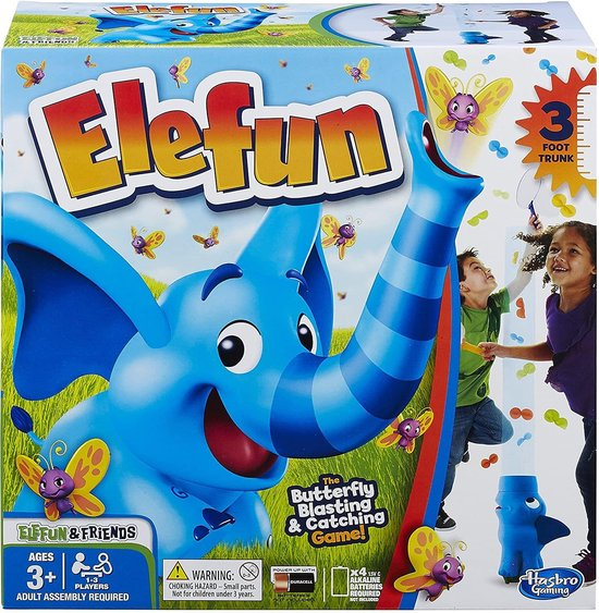 Afbeelding van het spel Elefun Vlinders Vangen - Actiespel