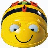 Bee-Bot vloerrobot oplaadbaar met transparante insteekmat (4 x 6 vakjes)