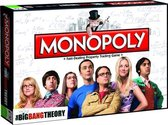 Monopoly Big Bang Theory - Engelstalig Bordspel