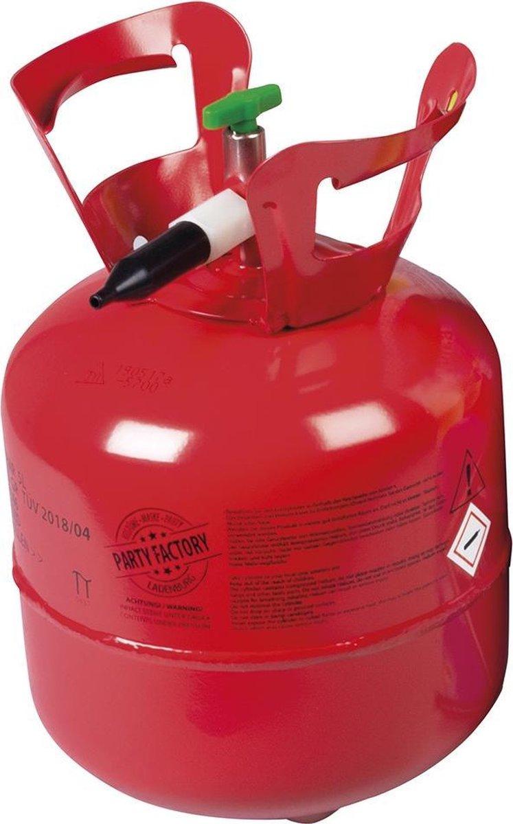 Helium Tank 20 Ballonnen