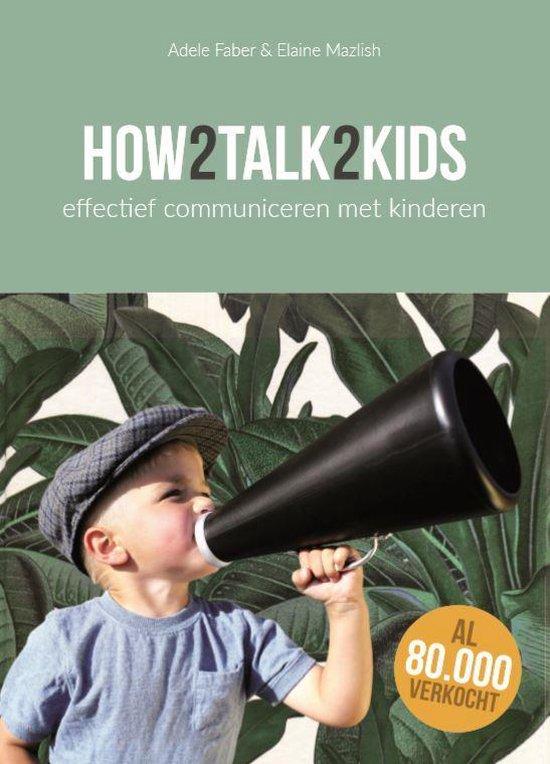 How2talk2kids - Adele Faber pdf epub