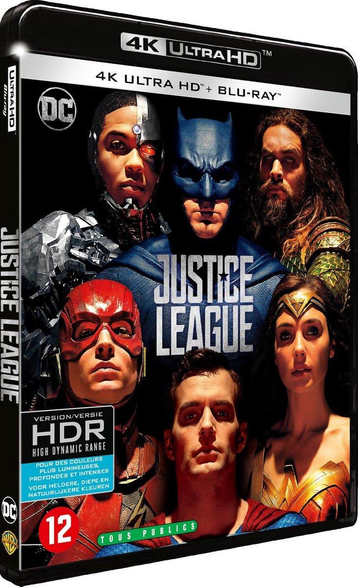 Justice League (4K Ultra HD Blu-ray)-