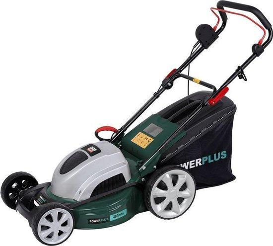 Powerplus POWPG10240 Grasmaaier - 1800 W - 46 cm maaibreedte