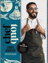 Boek cover Chef Toub: Lekker Arabisch van Mounir Toub (Hardcover)