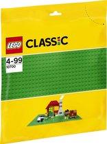 LEGO Classic Groene Bouwplaat - 10700