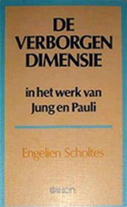 VERBORGEN DIMENSIE IN HET WERK JUNG - Engelien Scholtes |