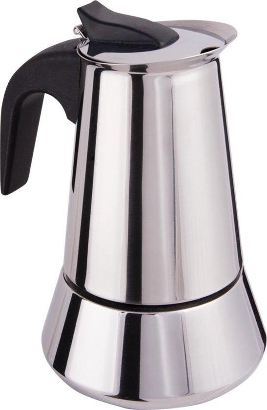 BiggCoffee - Percolator Koffie - Espressomaker Inductie - Perculator