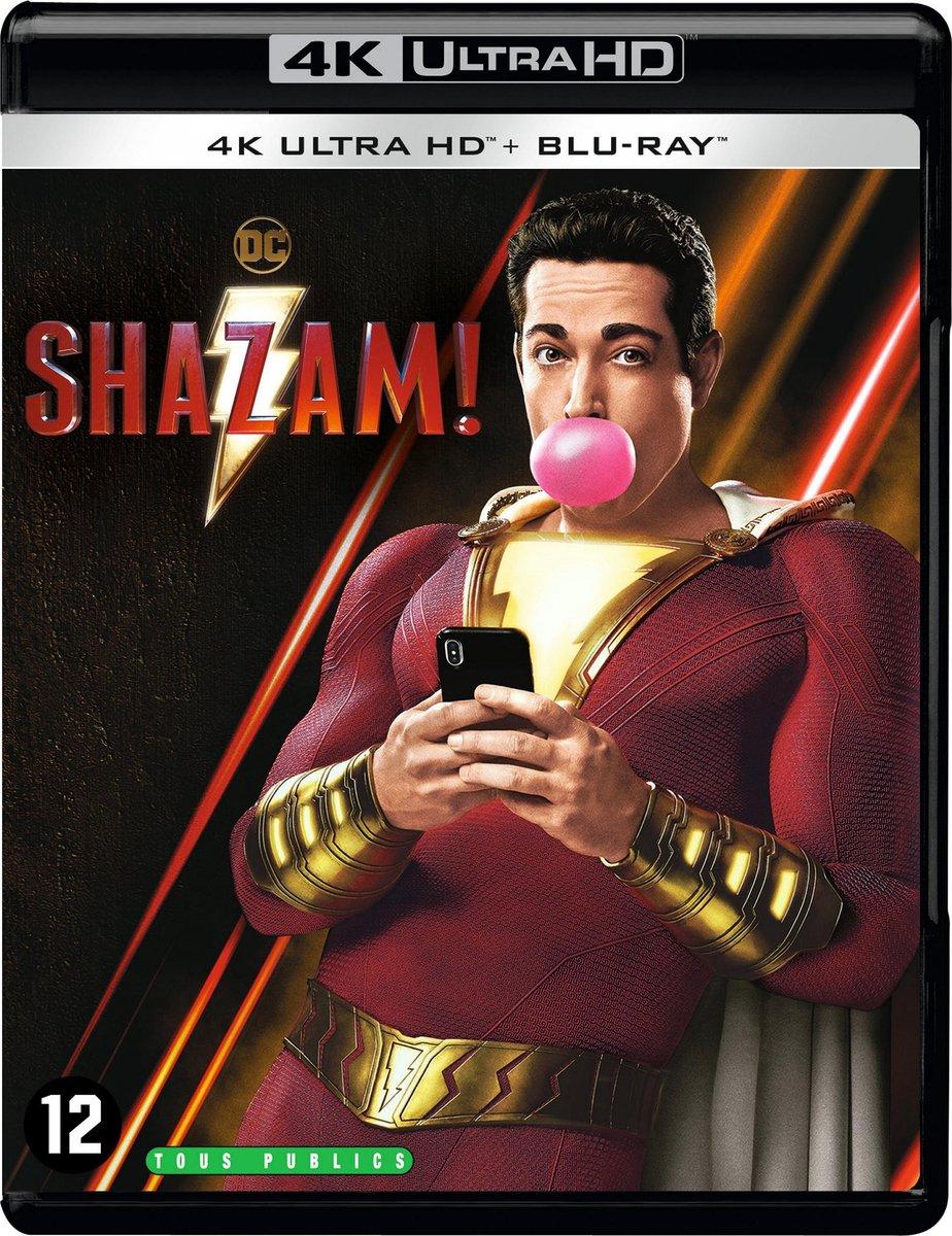 Shazam! (4K Ultra HD Blu-ray)-