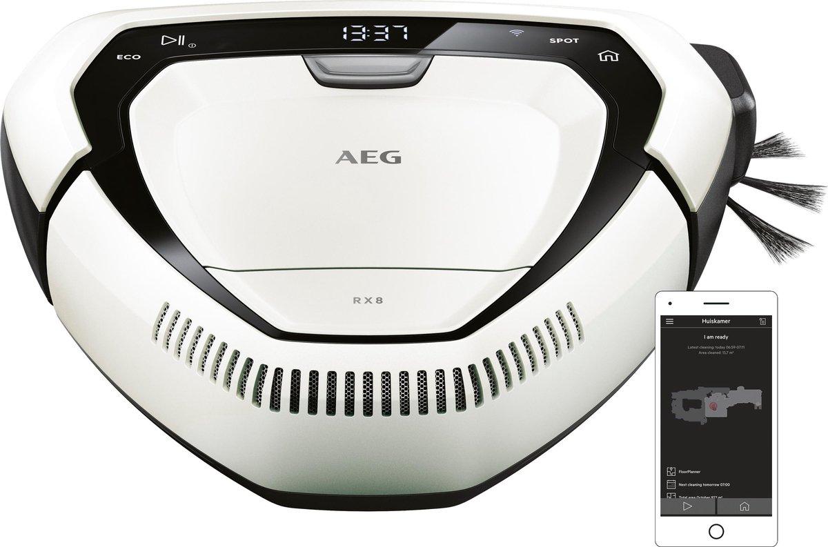 AEG RX8-1-4SWN - Robotstofzuiger