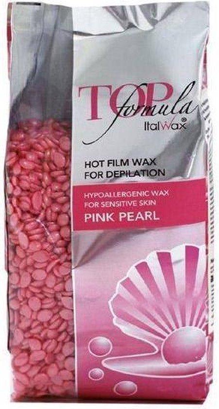ItalWax  Filmwax Pink Pearl 750gr - Italwax