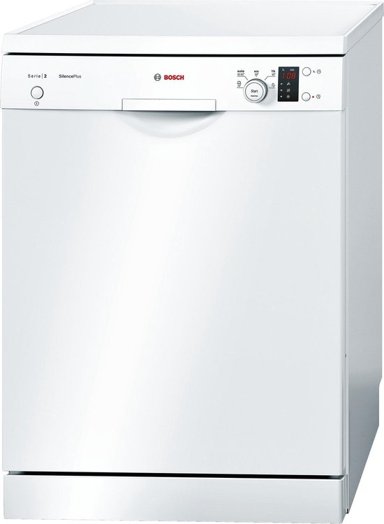 Bosch SMS25AW00E Serie 2 - Vrijstaande vaatwasser - Wit