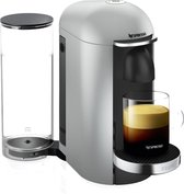Krups Nespresso Vertuo Plus XN900E10 - Koffiecupmachine - Zilver