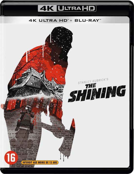 The Shining (Extended Edition) (4K Ultra HD Blu-ray)